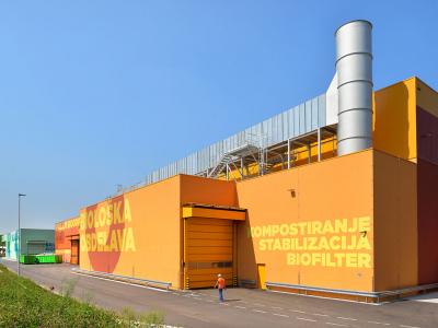 Regijski center za ravnanje z odpadki Ljubljana