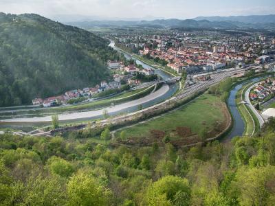 Zidani Most - Celje