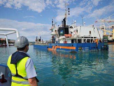 Poglabljanje plovnega
