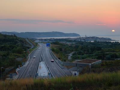 Hitra cesta Koper-Izola